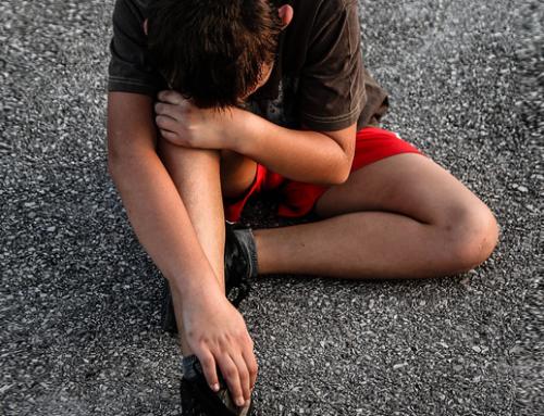 Notfall bei Kindern: Verletzungen und Wunden