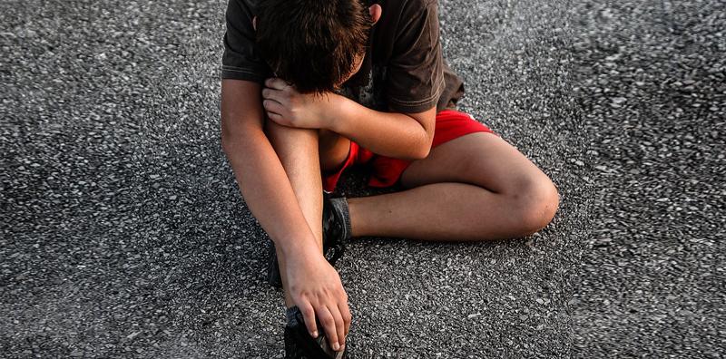 Verletzungen bei Kindern
