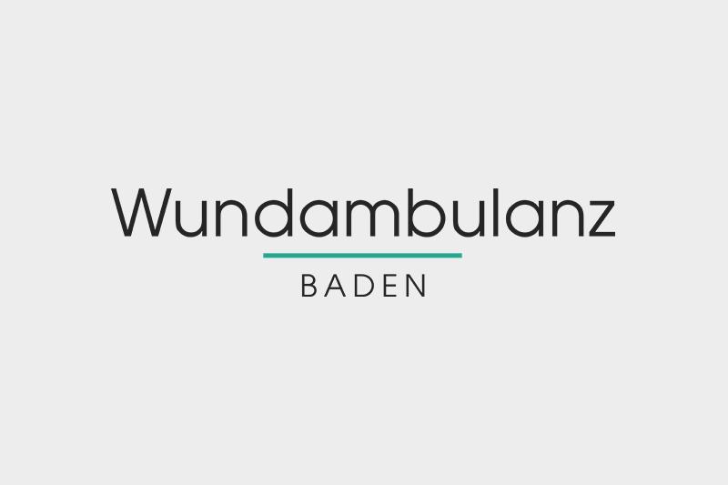 Logo Wundambulanz Baden