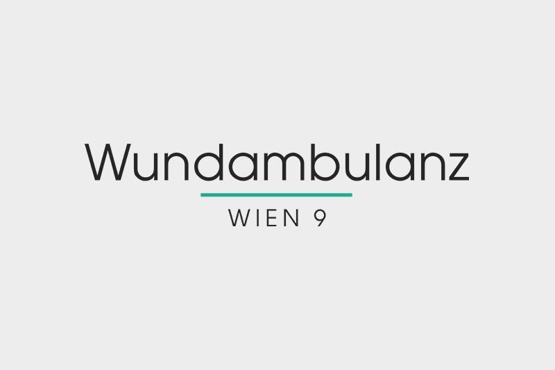 Logo Wundambulanz Wien 9